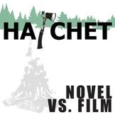 HATCHET Movie vs Novel Comparison