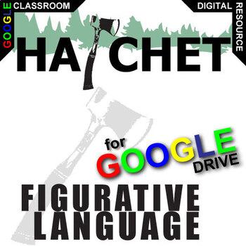 HATCHET Palacio R.J. Novel Figurative Language (Created fo