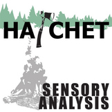 HATCHET Sensory Analysis (5 Senses)
