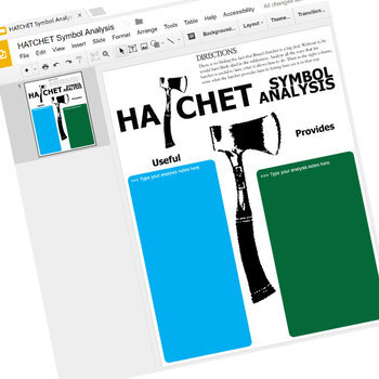 HATCHET Symbol Analysis (Created for Digital)
