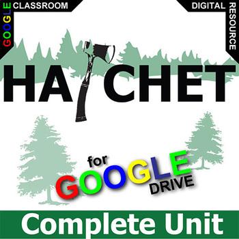 HATCHET Unit Survival Novel Study - Literature Guide (Crea