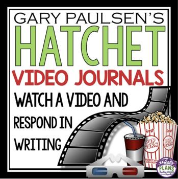 HATCHET JOURNAL WRITING