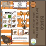 HATTIE AND THE FOX BINGO