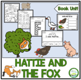 HATTIE AND THE FOX  BOOK UNIT