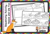Sequencing Activity - Hattie and the Fox