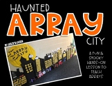 HAUNTED Array City (a multiplication project)