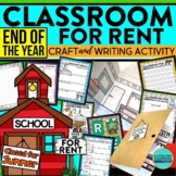 HAUNTED HOUSE FOR SALE Halloween Writing Activity - OCTOBE