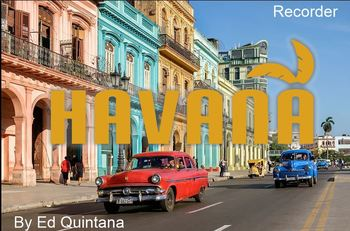 HAVANA FOR RECORDERS