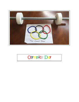 HAVE AN OLYMPIC DAY IN YOUR CLASS ROOM!