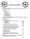 HAWAIIAN CANOE PROJECT AND RUBRIC (GRADE 4)