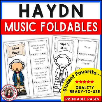 Composer Foldables: HAYDN