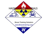 HAZMAT SAFETY OFFICER (hazardous materials)