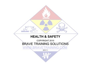 HAZMAT TECHNICIAN HEALTH & SAFETY (Hazardous Material)