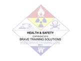 HAZMAT TECHNICIAN HEALTH & SAFETY (Hazardous Material)