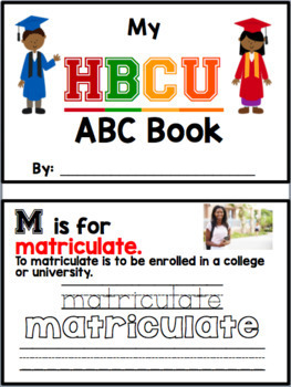 Historically Black College & University Reading Comprehension