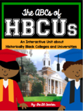 Historically Black College & University HBCU Reading Compr