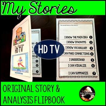 HD TV: An Original Story and Flip Book