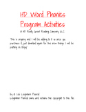 HD Word Phonics Program