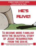 THE RESURRECTION OF JESUS (Passover, Easter)