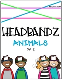 HEADBANDZ-ANIMALS EDITION (Set 2)