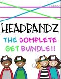 HEADBANDZ BUNDLE (All 5 Sets)