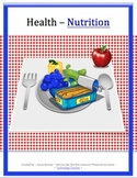 HEALTH ~ NUTRITION ~ EXERCISE: K-5