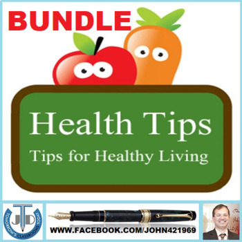 HEALTH TIPS FOR HEALTHY LIVING: BUNDLE