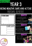 HEALTH | Year 3 Health: Personal Identities