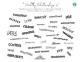 HEALTHY (DATING) RELATIONSHIPS (TEEN)