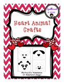 HEART ANIMAL CRAFTS