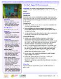 HEART (Humane Education): Activity 3 - Happy Pet Environments (Grades K-2)