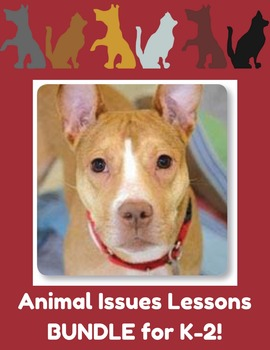 HEART Gr. 3-5 Animal Issues Lessons BUNDLE!