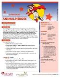 HEART Humane Education: Animal Heroes (Grades K-2)