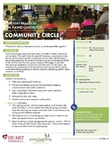 HEART Humane Education: Community Circle (Grades K-2)