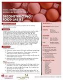 HEART Humane Education: Deconstructing Food Labels (Gr. 6-8)