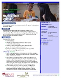 HEART Humane Education: Find Your Voice (Grades 3-5)