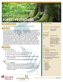 HEART Humane Education: Forest Protectors (Gr. 6-8)