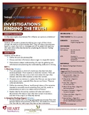 HEART Humane Education: Investigations: Finding The Truth (Grades 3-5)