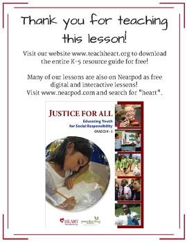 HEART Humane Education: Kindness Campaign (Grades K-2)