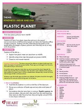 HEART Humane Education: Plastic Planet (Grades K-2)