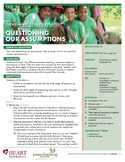 HEART Humane Education: Questioning Our Assumptions (Gr. 6-8)