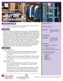 HEART Humane Education: What Are We Wearing? (Gr. 6-8)