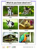 HEART (Humane Education): Lesson 2 - Companion Animal Advocates (Grades K-2)