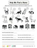 HEART (Humane Education): Lesson 3 - Help Me Find a Home (Grades K-2)