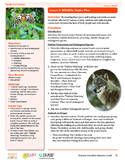 HEART Humane Education: Wildlife Under Fire (Grades 3-5 Lesson 6)