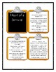 HEART OF A SAMURAI by Margi Preus - Discussion Cards