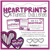 HEARTPRINTS Kindness Challenge {February & Valentine's Day}