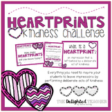 HEARTPRINTS Kindness Challenge {February & Valentine's Day}