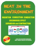 HEAT in the ENVIRONMENT - a grade 7 science unit