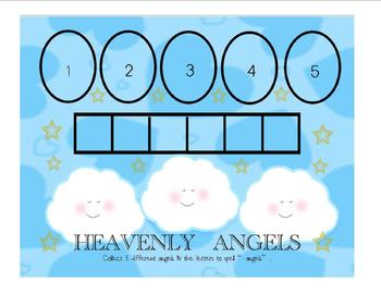 HEAVENLY ANGELS GAME